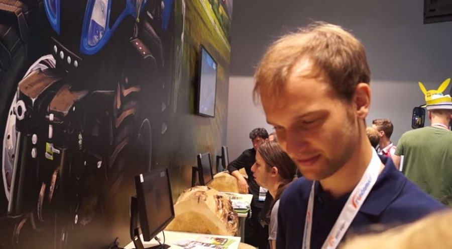 Interview mit GIANTS auf der Gamescom 2014